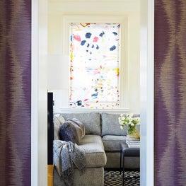 Peachtree Battle Living Room