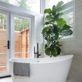 East Hampton Master Bath