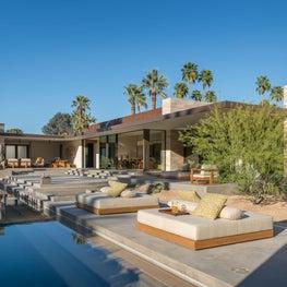 Palm Springs Residence Pool