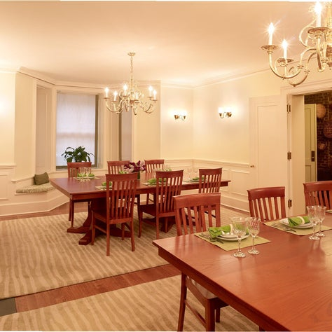 Dining Room for a restored townhouse in New York City