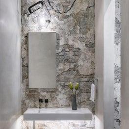 WD Residence Powder Bathroom
