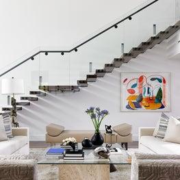 Harbour Way - Living Room