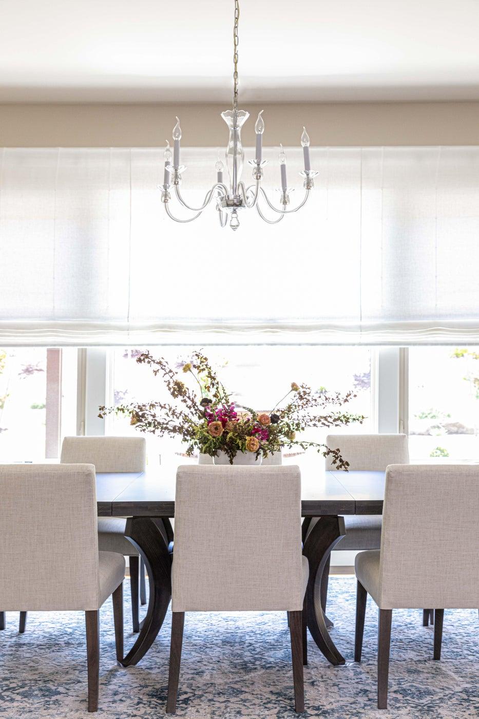 Bright Modern Dining Room