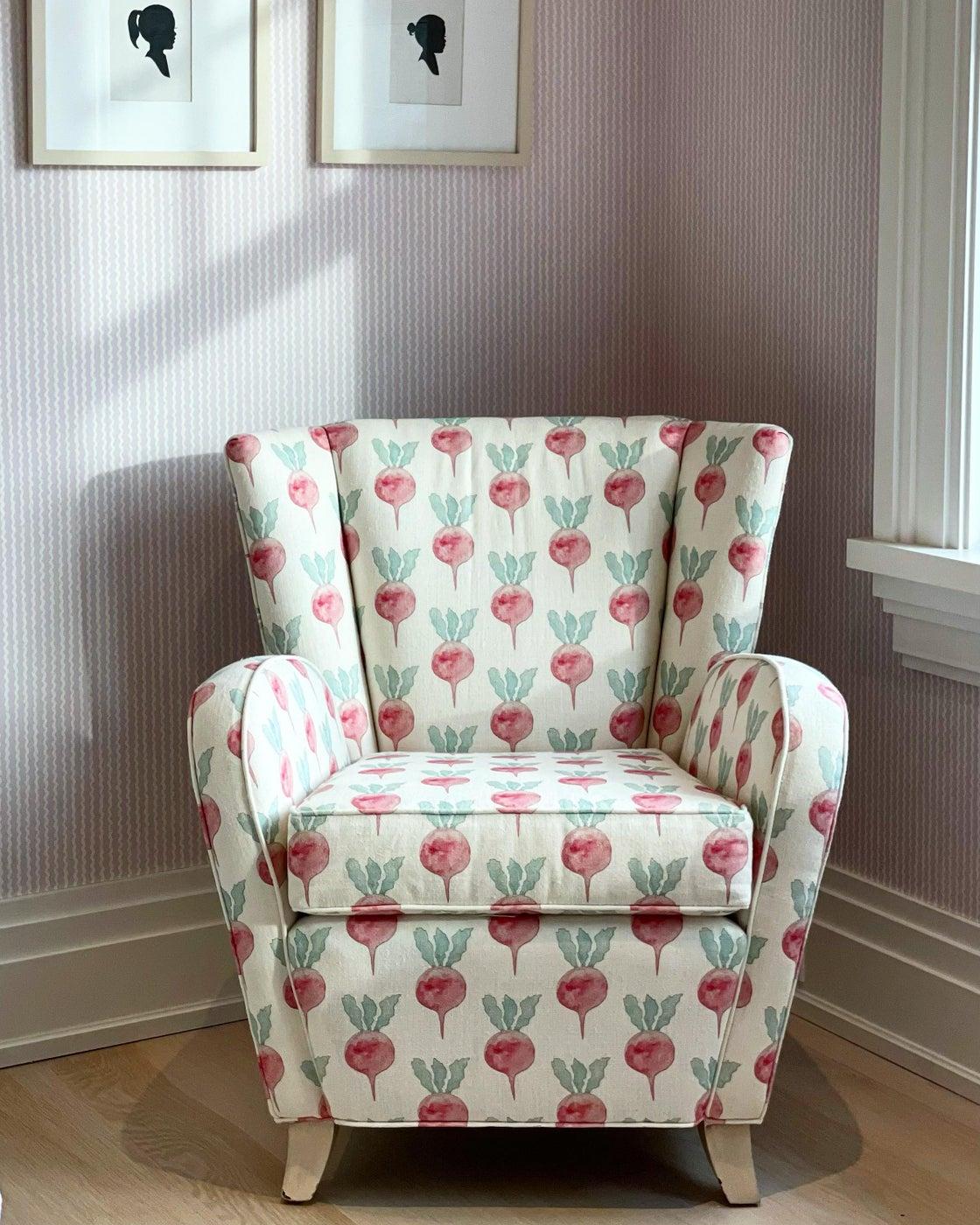 Hamptons Reading Chair