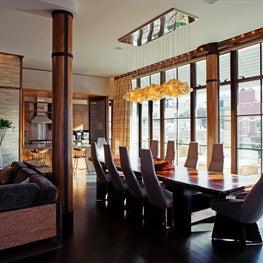 Soho Loft Dining Room