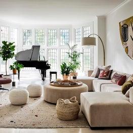 Atherton Estate Music / Media Room