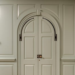 Arched Doorway to Formal Dining Room