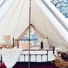 Hill Country Yurt