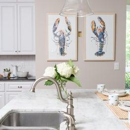 Kitchen Art Work