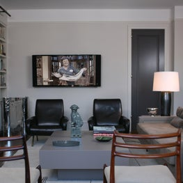 Lower Fifth Avenue | Living Room