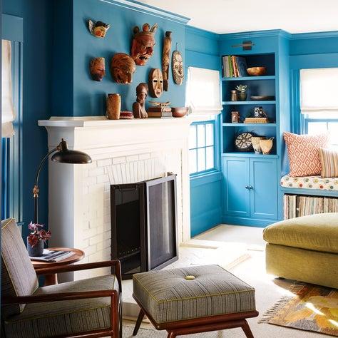 Berkeley Hills Residence - Living Room