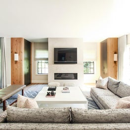 Living Room  - Boston Project