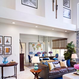 Pelican Point Residence-Living/Dining room