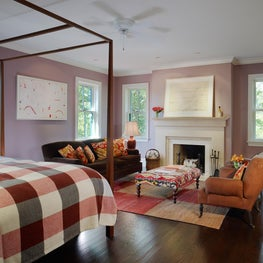 Vintage American Master Bedroom