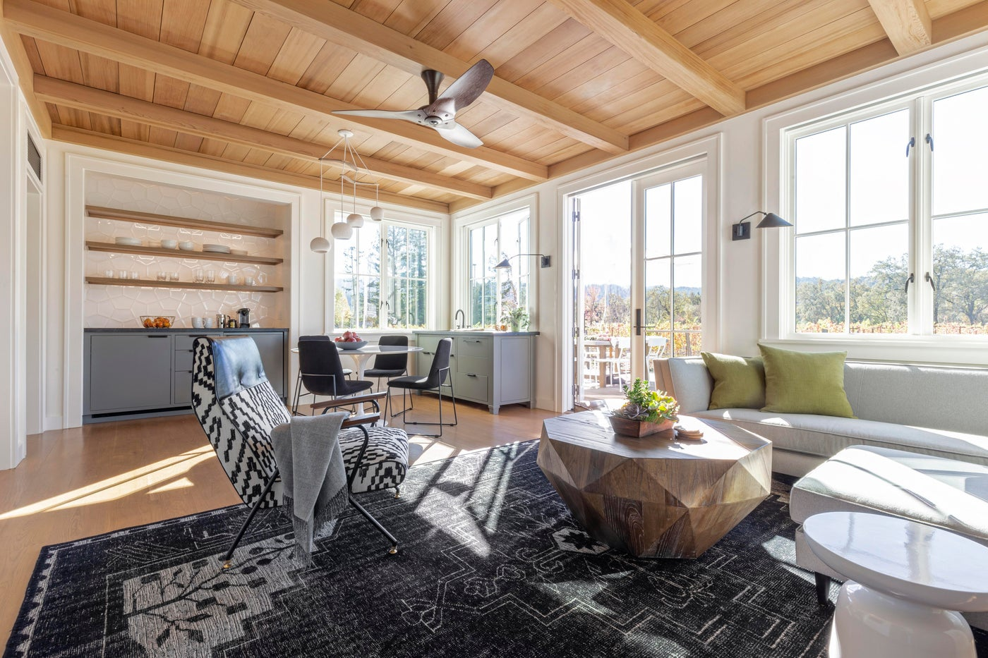 Wine Country Family Room