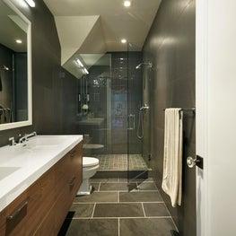 Boys Bathroom, Scarsdale, New York
