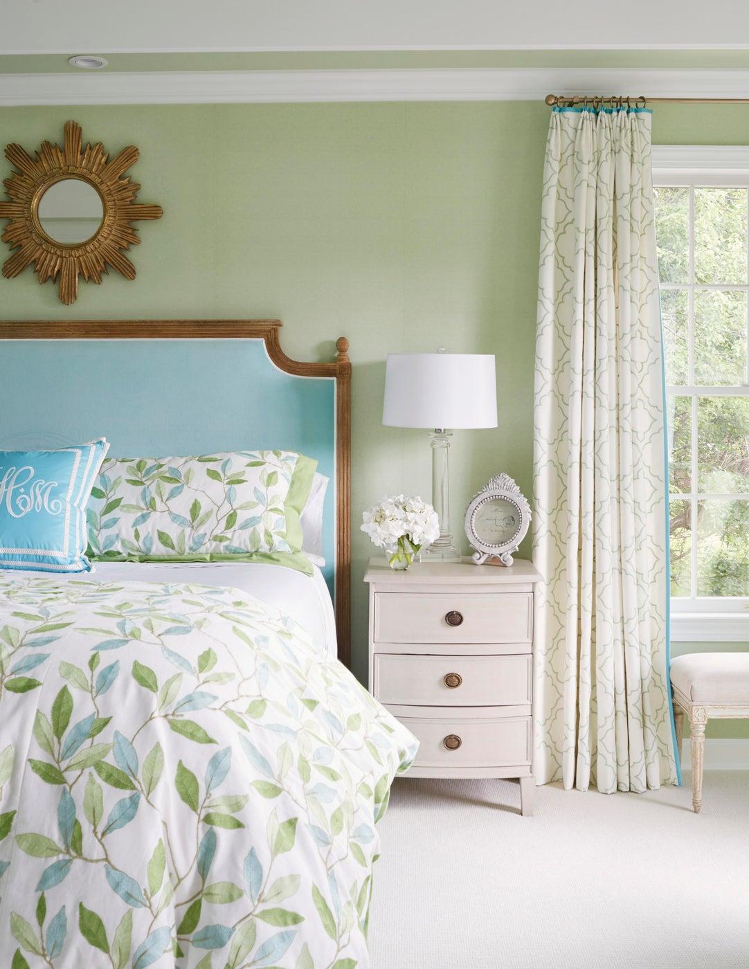 Kelley Interior Design Bedroom