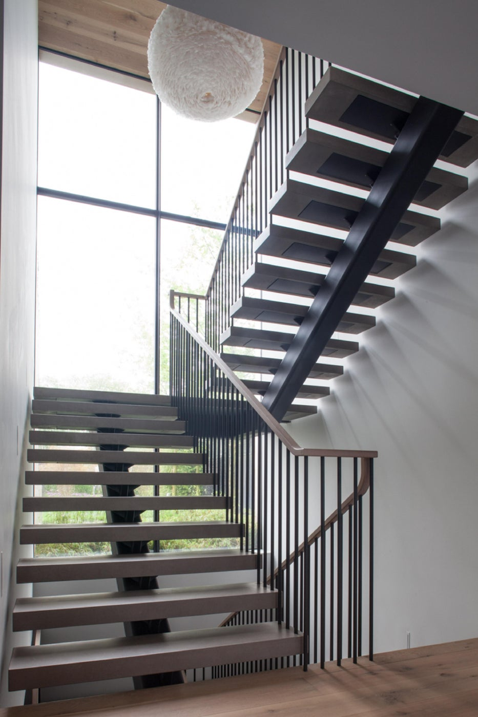 Quimby Staircase View