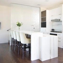 Petite Modern Kitchen