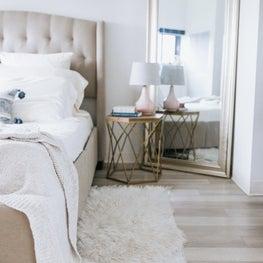 Minimal Calm Bedroom