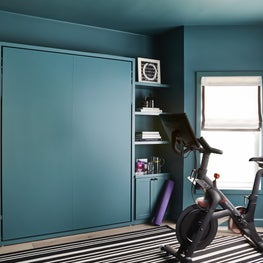 San Francisco Condo/Peloton Room