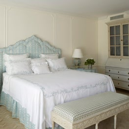 Bedroom in Palm Beach