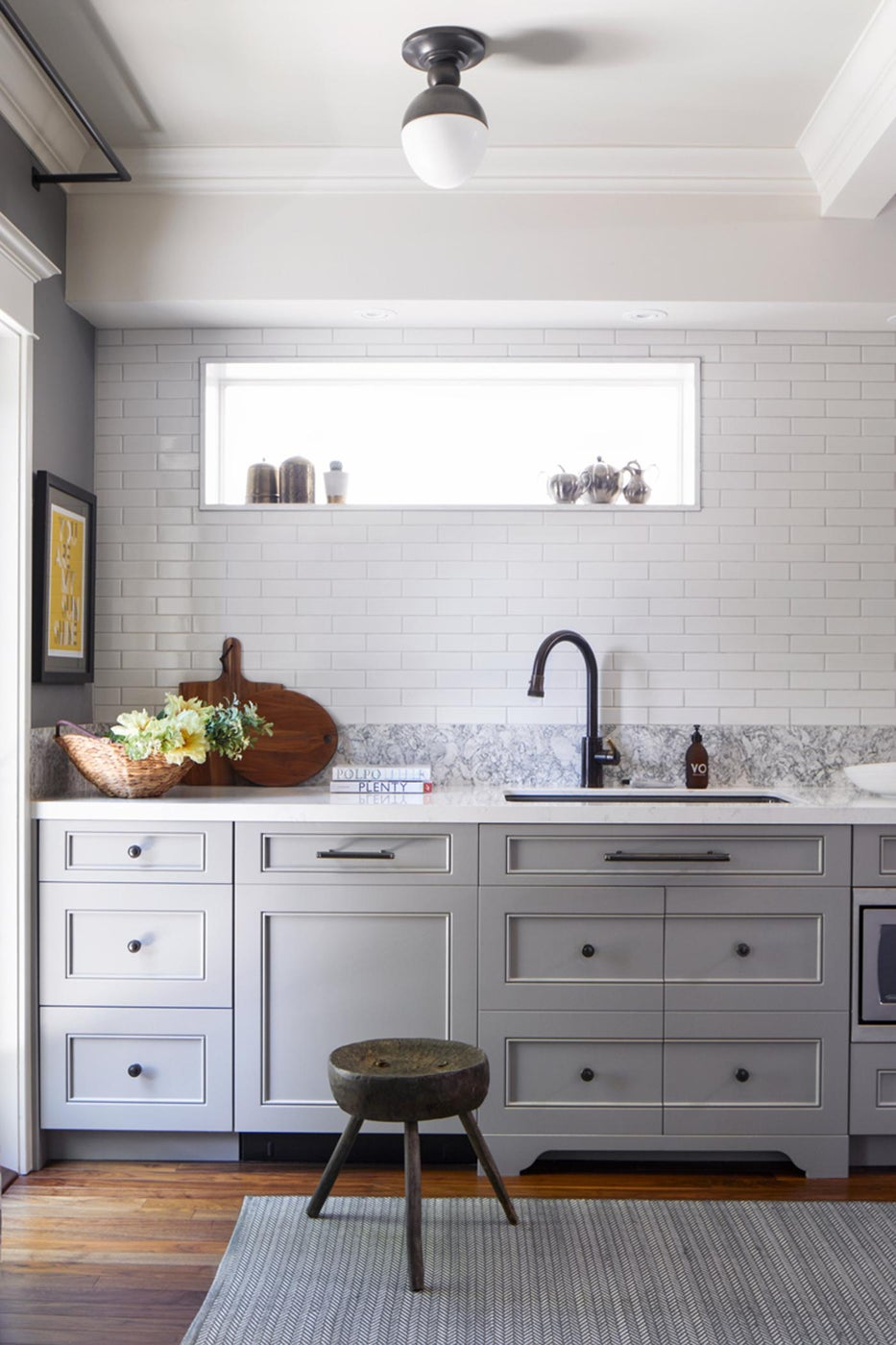 Transitional Toronto Kitchen