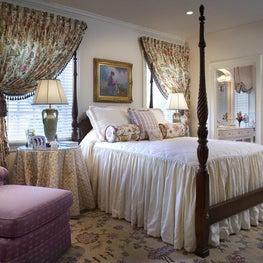 Traditional Girl's Bedroom by Diane Burgoyne Interiors