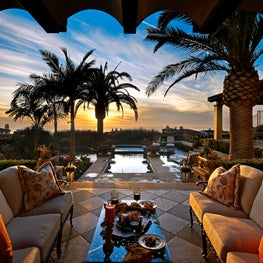 Newport Coast Estate Outdoor Living with Pool
