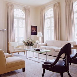 French Quarter Residence - Living Room