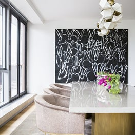 Ritz Penthouse | Dining Room