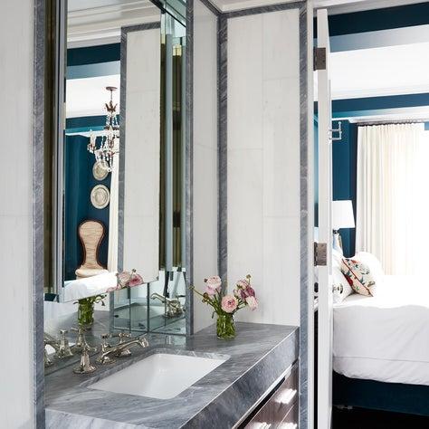 Gramercy Park Bathroom Interior Design