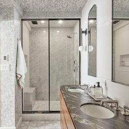 Brooklyn Heights - Master Bathroom