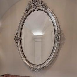 Custom Antique Mirror