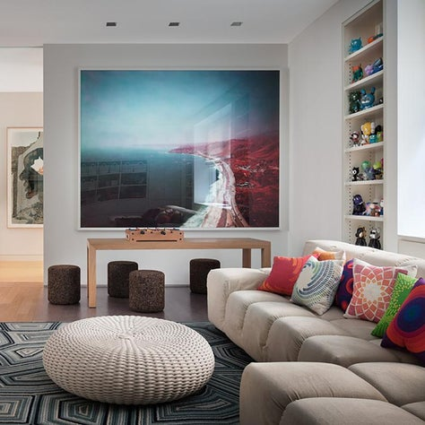 Park Avenue TV Room