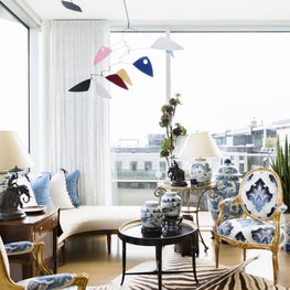 Artistic Penthouse | A curated lifestyle in the sky