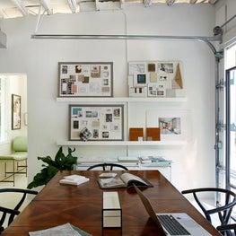 Studio at Villa Woodbine