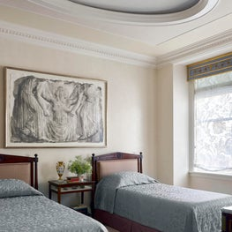 Philadelphia Classical Jewel Bedroom