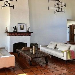 Living Room, Seal Beach residence