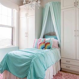 Girl's Bedroom - Brooklyn Height's, New York