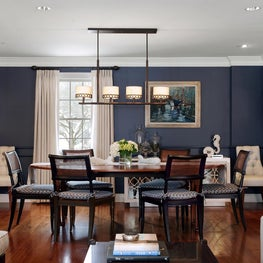 South Shore Transitional Dining