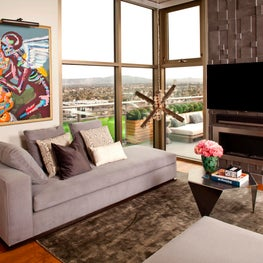 Juhl Penthouse-Living Room