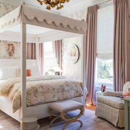 Little Girls Feminine Bedroom