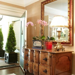 Pacific Heights Residence foyer