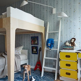Bed-Stuy Amuse-Bouche Kid's Room