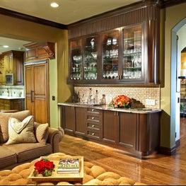 Brentwood Mediterranean Style Villa