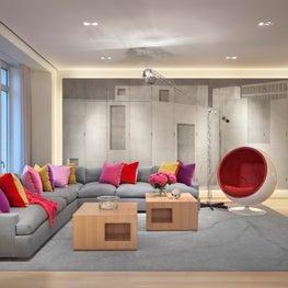 SheltonMindel Project: Central Park Duplex Residence