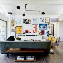 Studio Palomino Modern Gallery Wall