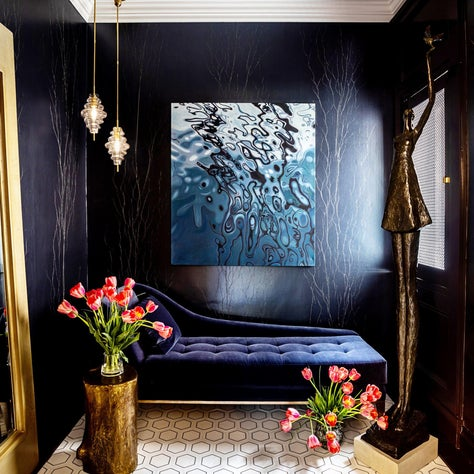 Pasadena Showcase 2019 Deco Lounge