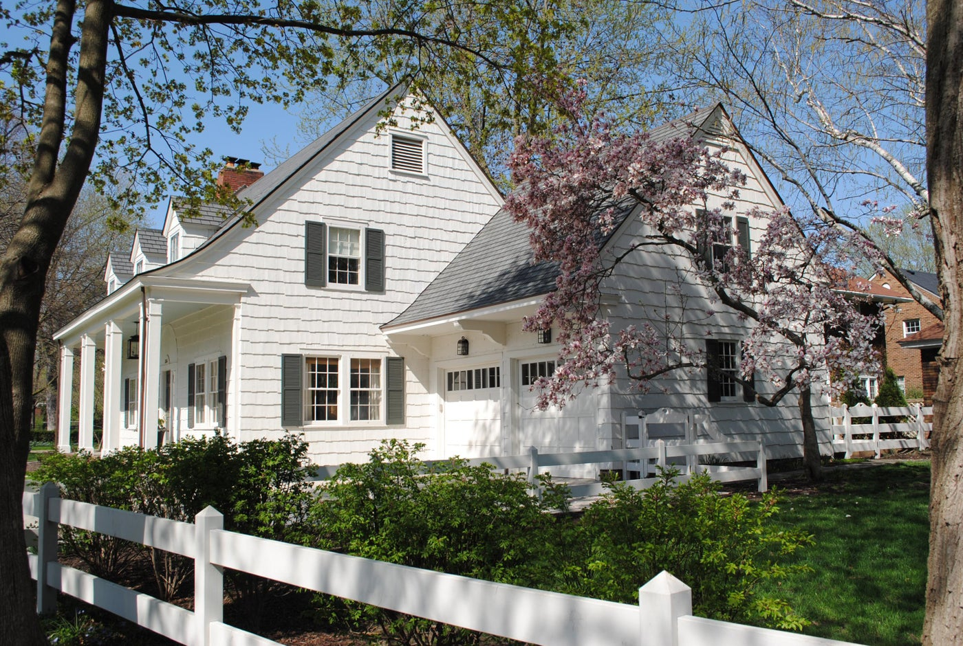 Historic Colonial Revival Home